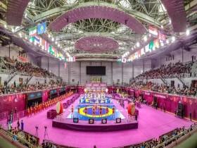2019亚洲摔跤锦标赛体育场馆项目