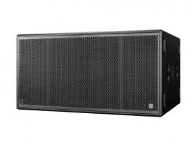 WA221 2×21″超低频音箱