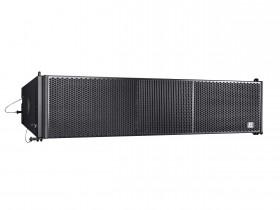 VT310  双10寸三分频三驱动线阵列音箱