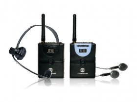 2.4G 数字无线团队导游讲解器